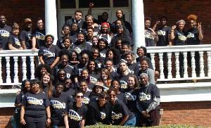 Center for Student Leadership's Trip to Selma